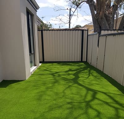 Artificial Grass Install in Harrisdale