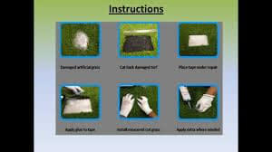 artificial grass repair perth