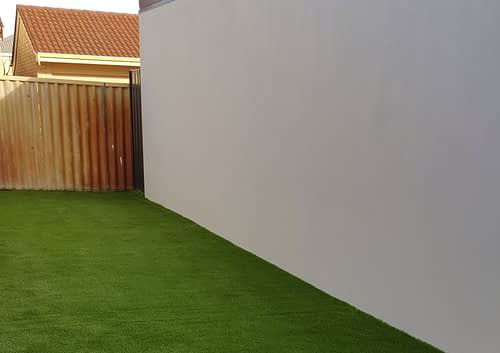 Perth Artificial Grass Installation in Canning Vale