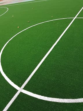 Soccer Field Synthetic Turf Installation