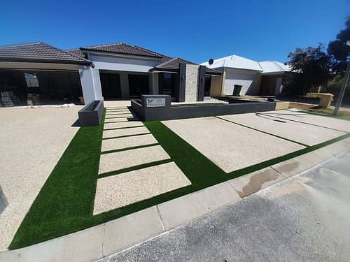 Artificial Grass Installation in Landsdale
